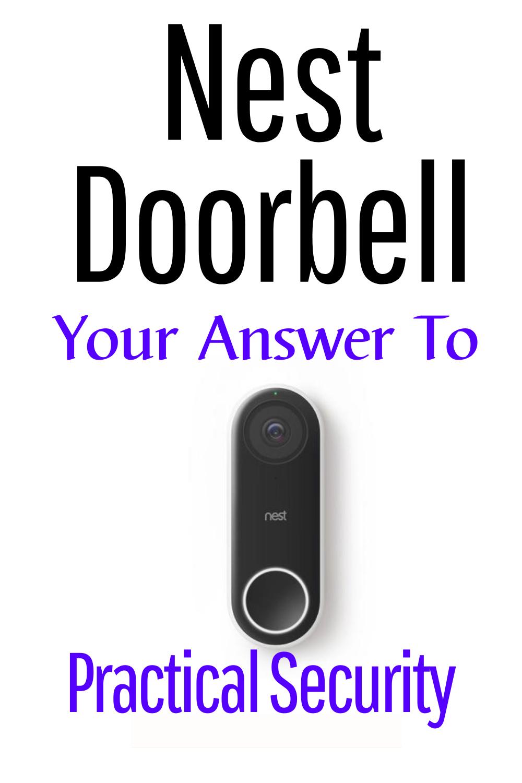 Nest Doorbell Camera
