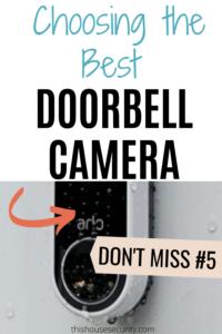 Best Doorbell Camera for Your Home Security