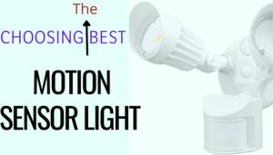 moton detector light